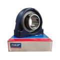 SYF45FM - SKF Y-Bearing Shortened Cast Pluer Block Unit - 45 Bore