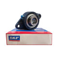 FYT1.3/8FM - SKF Flanged Y-Bearing Unit - Oval Flange - 34.925 Bore