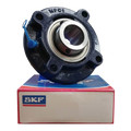 FYC55TF - SKF Flanged Y-Bearing Unit - Round Flange - 55 Bore