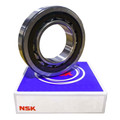 NUP205ETC3 - NSK Cylindrical Roller Bearing - 25x52x15mm