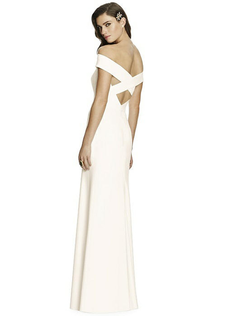Dessy Collection Style 2987 - Crepe