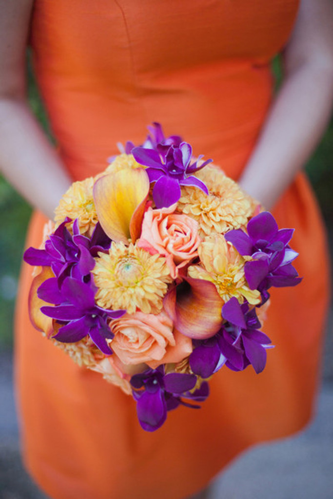 Bridesmaid Bouquets Inspiration