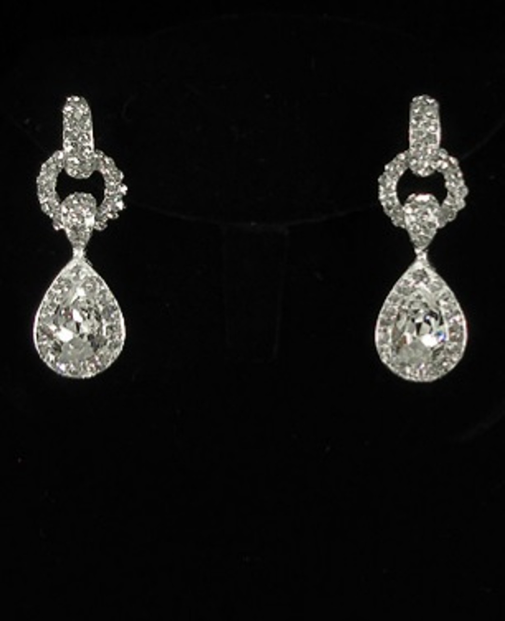 Bel aire bridal accessories earrings ea225 wedding jewelry for Bel aire bridal jewelry