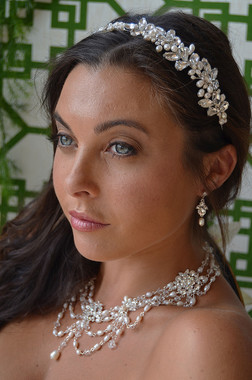 Ansonia Bridal 8670N - Pearl Necklace