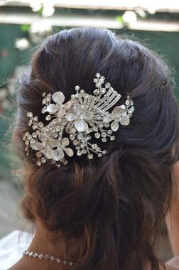 Ansonia Bridal 8681 - Rhinestone Bridal Clip