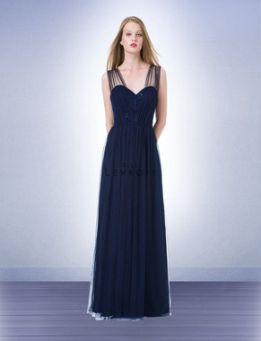 Bill Levkoff Bridesmaid Dress Style 1231- Sequin Lace
