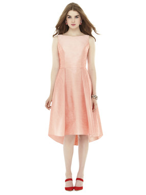 Alfred Sung Bridesmaids Style D708- Dupioni