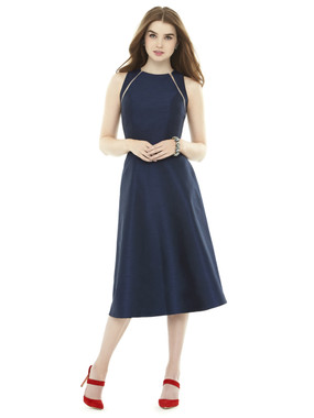 Alfred Sung Bridesmaids Style D710- Dupioni
