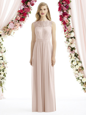 After Six Bridesmaids Style A6734- Florentine Lace