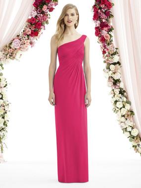 After Six Bridesmaids Style A6737- Lux Chiffon