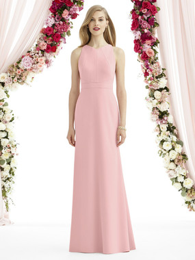 After Six Bridesmaids Style A6740 - Crepe