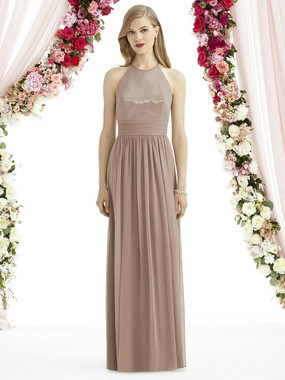 After Six Bridesmaids Style A6742 - Lux Chiffon