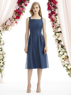 After Six Bridesmaids Style A6745 - Mousseline