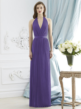 Dessy Bridesmaids Style 2941 By Vivian Diamond - Lux Chiffon
