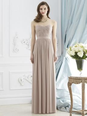 Dessy Bridesmaids Style 2943 By Vivian Diamond - Lux Chiffon