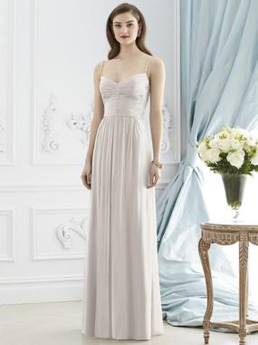Dessy Bridesmaids Style 2944 By Vivian Diamond - Lux Chiffon