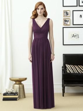 Dessy Bridesmaids Style 2955 By Vivian Diamond - Lux Chiffon