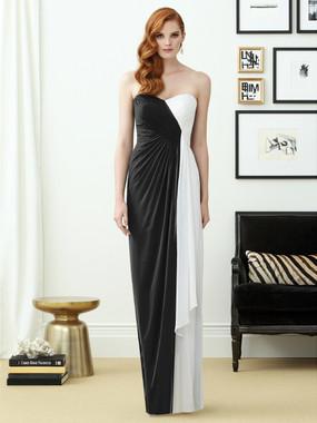 Dessy Bridesmaids Style 2956 By Vivian Diamond - Lux Chiffon