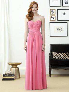 Dessy Bridesmaids Style 2957 By Vivian Diamond - Lux Chiffon