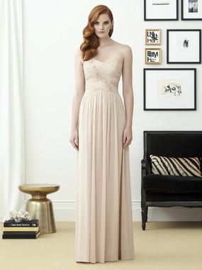 Dessy Bridesmaids Style 2961 By Vivian Diamond - Lux Chiffon
