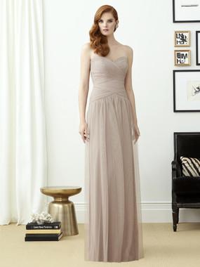 Dessy Bridesmaids Style 2950 By Vivian Diamond - Soft Tulle