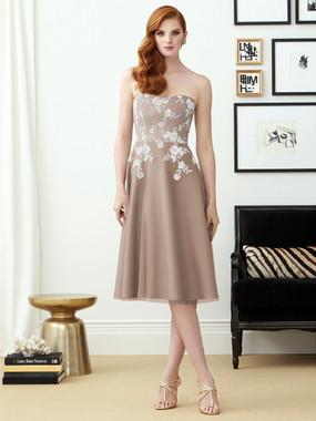 Dessy Bridesmaids Style 2949 By Vivian Diamond - Soft Tulle
