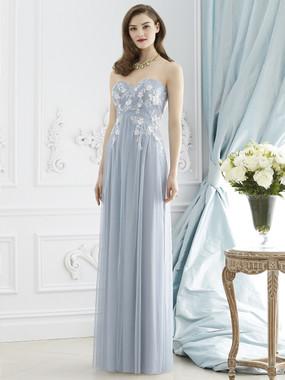 Dessy Bridesmaids Style 2948 By Vivian Diamond - Soft Tulle