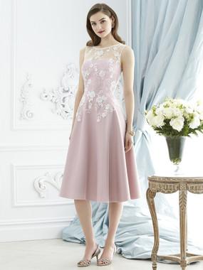 Dessy Bridesmaids Style 2947 By Vivian Diamond - Soft Tulle