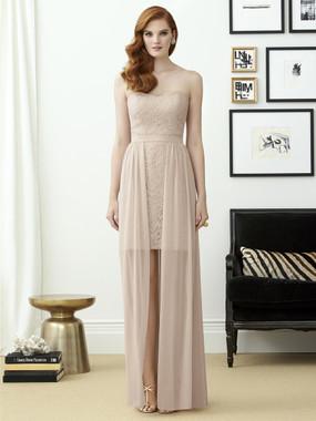 Dessy Bridesmaids Style 2954 By Vivian Diamond - Classic Lace