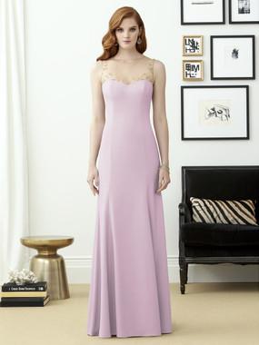 Dessy Bridesmaids Style 2964 By Vivian Diamond - Crepe