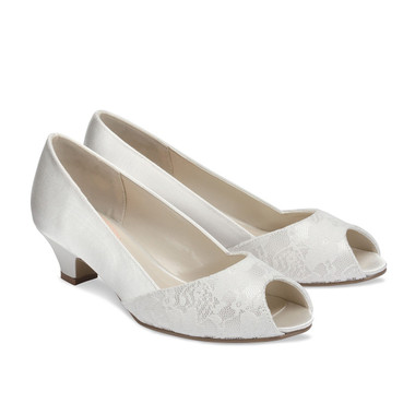 Flourish Shoe - Pink By Paradox Shoe