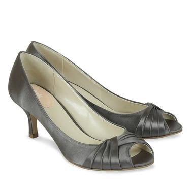 Romantic Slate Shoe - Pink By Paradox Shoe