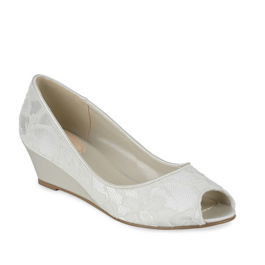 Vera White Shoe - Pink By Paradox Shoe