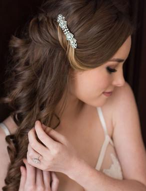 Bel Aire Bridal 6607- Comb