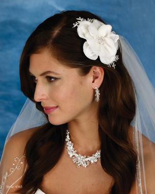 Marionat Bridal Clip  4565 - The Bridal Veil Co. - Quick Ship