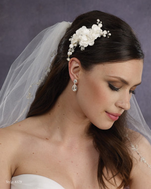 Marionat Bridal Headpieces 8379 - Marionat Bridal Accessories