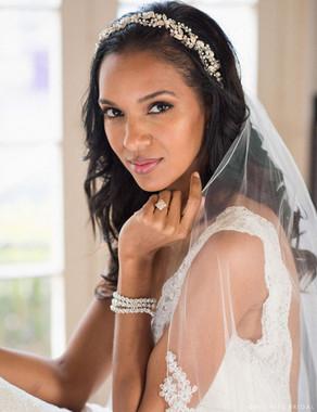 Bel Aire Bridal 6632- Headband