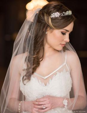 Bel Aire Bridal 6637-  Rhinestone Headband