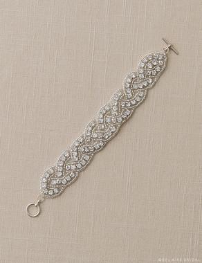 Bel Aire Bridal Bracelet BC146