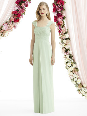 After Six Bridesmaids Style A6735- Lux Shimmer