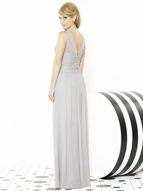 After Six Bridesmaids Style 6711 by Dessy - Lux Shimmer