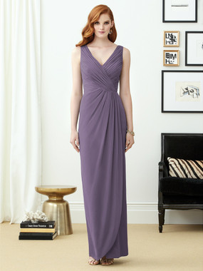 Dessy Bridesmaids Style 2958 By Vivian Diamond - Lux Shimmer