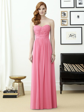Dessy Bridesmaids Style 2957 By Vivian Diamond - Lux Shimmer