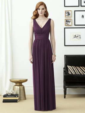Dessy Bridesmaids Style 2955 By Vivian Diamond - Lux Shimmer