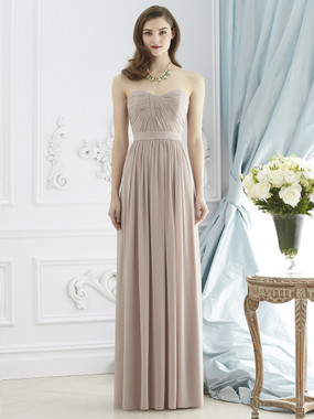 Dessy Bridesmaids Style 2943 By Vivian Diamond - Lux Shimmer