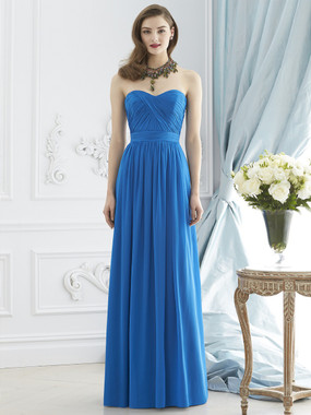 Dessy Bridesmaids Style 2942 By Vivian Diamond - Lux Shimmer