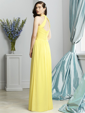 Dessy Bridesmaids Style 2932 By Vivian Diamond - Lux Shimmer