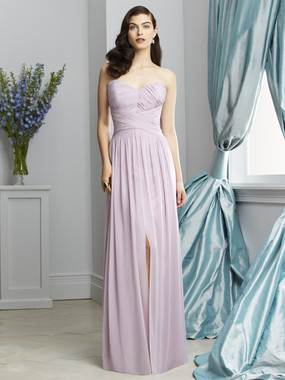 Dessy Bridesmaids Style 2931 By Vivian Diamond - Lux Shimmer