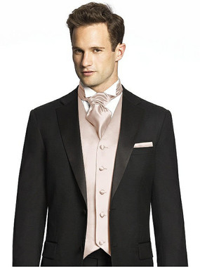 Dessy Matte Satin Cravat