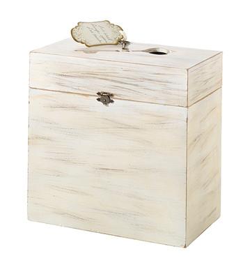 Wooden Key Card Box- No Personalization